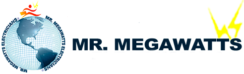 Mr. Megawatts, Logo