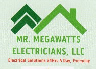 Mr. Megawatts Second Logo